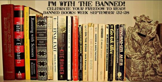Banned Books Photo