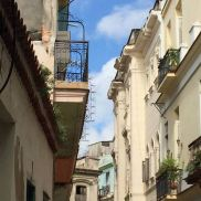 Havana side street