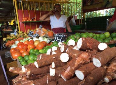 Havana market vendor